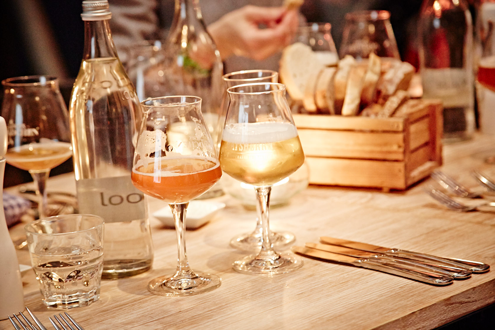 Altes Maedchen Sitt Satt, Beer Pairing Hamburg, Craft Beer Hamburg, Bier Event