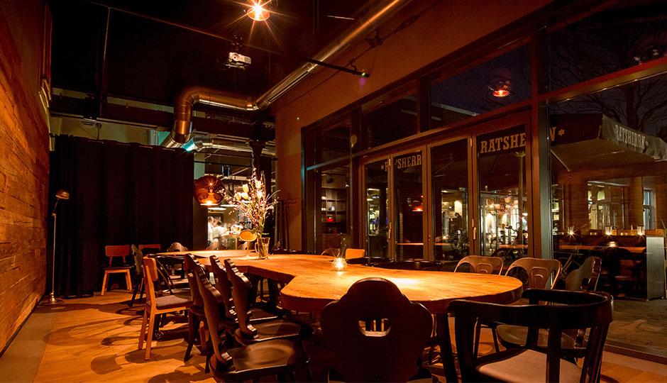 Stammtisch, Altes Maedchen, Event Location Hamburg