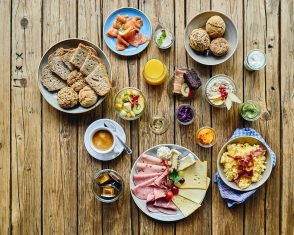 Frühstück Schanze Altes Mädchen